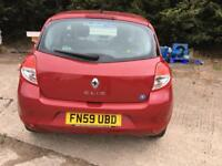 Reno Clio 59 plate 83k on meter long mot