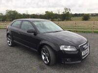 Audi A3 SE 1.9 TDI 3 door (£30 road tax, 60+ mpg)