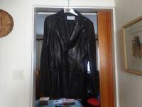 Black Leather Jacket