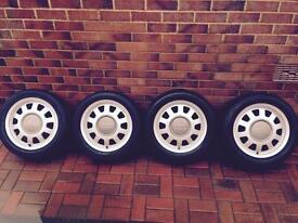 "m15"" Audi US Spec Alloys"