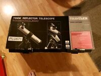 Traveler PLU671 telescope