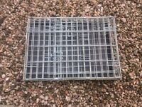 Dog grate size medium