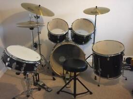 Tectonic Remo drum kit