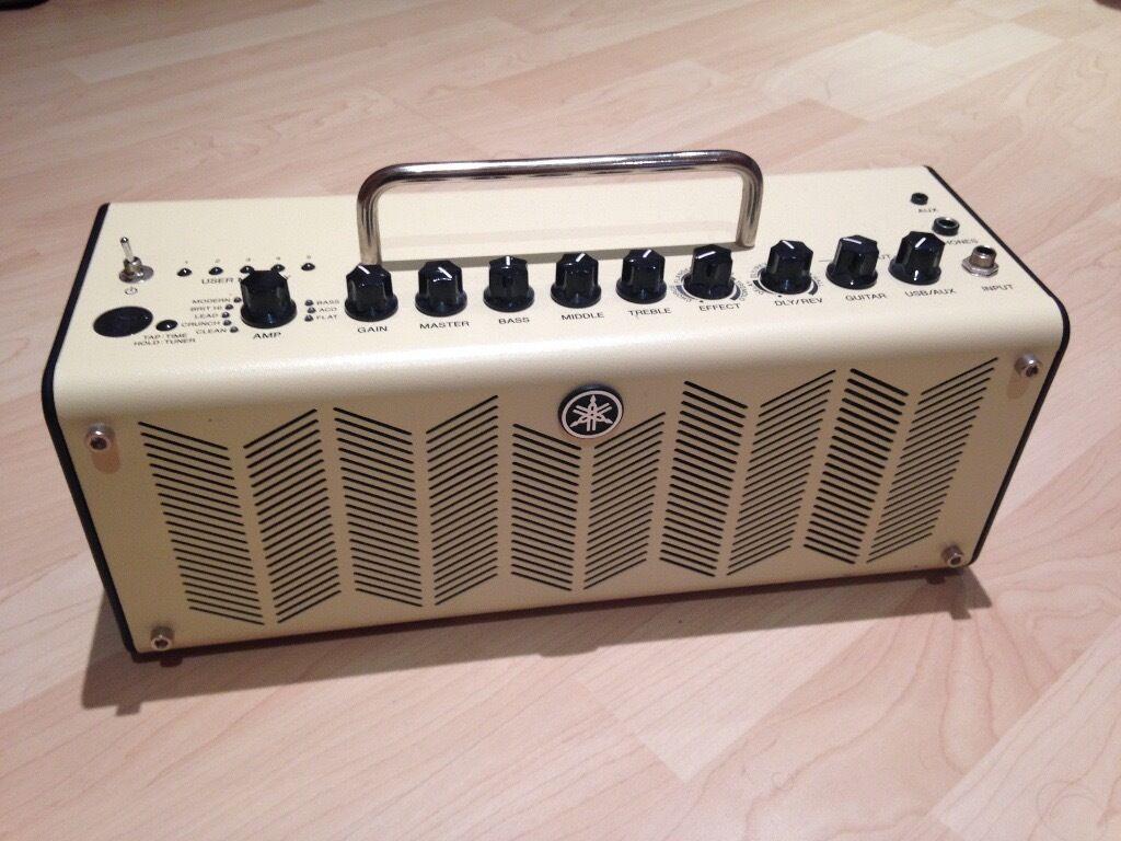 Yamaha thr10 modelling guitar amp in kingston london for Yamaha guitar amplifier thr10