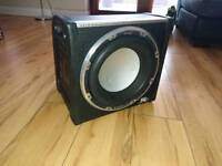 Vibe Space SQ12 Evolution 3000 watts Subwoofer