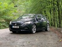 Rare Limited Edition Vauxhall Astra 1.4 Turbo | Leather Interior package