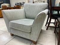 Grey armchair £40