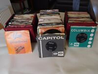 PRIVATE COLLECTION OF 292 45RPM VINYL RECORDS