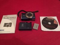 Canon PowerShot SX200 IS Digital Camera