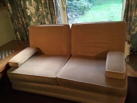 2 seater G plan sofa