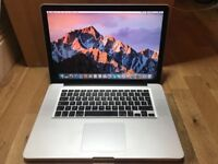 Apple MacBook Pro 15in / 500GB/ 8GB / 2.3GHz / i7