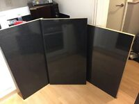 Gloss Laminate Taurus Black Worktop