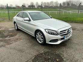 image for 2014 14reg Mercedes C Class C220 Sport Silver