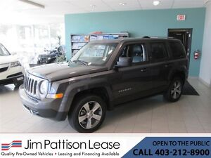 2016 Jeep Patriot 2.4L 4WD Leather High Altitude w/Sunroof