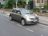 2006 Nissan Micra 1.4 very good condition parking sensors top spec not corsa astra fiat punto a3 a1
