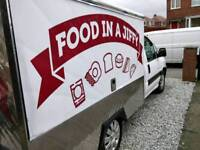 Jiffy van for sale