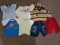 Bundle of boys clothes age 3 years /104 cm- 7 pieces £4