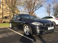 2012 (12) BMW 520D M Sport / 83K FBMWSH / 1 keeper from new / 12 months MOT