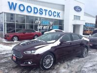 2013 Ford Fusion SE, 2.0, NAVIGATION, AND MORE