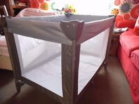 Travel Cot – very good condition