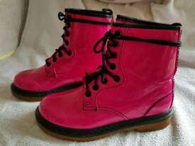 """Lilley"" Ladies/Girls Pink Boots"