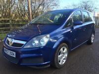 Vauxhall Zafira 2.2 I 16v club 5dr hpi clear