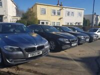 PCO CARS TO HIRE/RENTAL BMW 520D PRIVATE HIRE FROM £250 ONLY INCLUDING COMP INSURANCE & MAINTANANCE