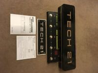 Tech 21 NYC Midi Mongoose Foot Controller
