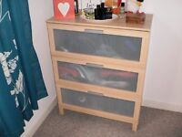 IKEA chest of drawers £25 excellent condition
