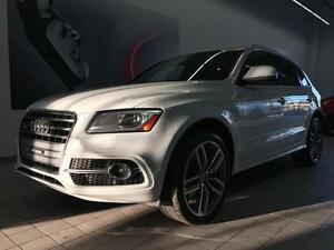 2014 Audi SQ5 TECHNIK NAV B&O 21''