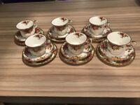 Royal Albert 'Old Country Roses' tea set