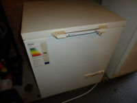 Chest freezer, good size 181l in very good working order. Used up to today.