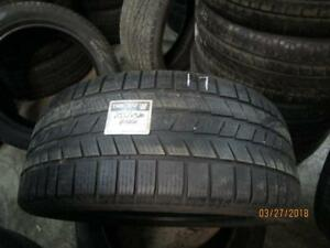 255/45R20 SINGLE ONLY USED GOODYEAR A/S TIRE