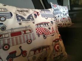 Vw camper cushions