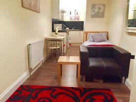 newly refurbished studio flat located in Barking including all bills / 07902410267