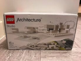 LEGO 21050 Architecture Studio Playset - Brand New In Box