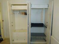 CLEARANCE *BARGAIN* IKEA Pax Wardrobe X 2