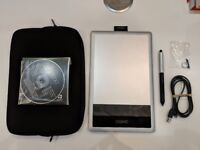 Wacom Bamboo Fun Pen & Touch graphics tablet