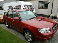 Subaru forester xten 2008 for sale