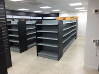 The Slatman - Slat Board, Shop Shelving installation Company (London & Kent)