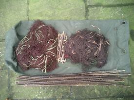 ferreting long nets