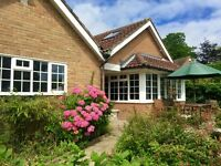 Lovely 5 bedroom converted bungalow in a desired location
