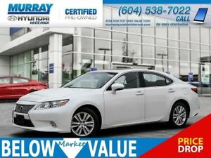 2015 Lexus ES 350 **LEATHER**NAVI**REAR CAMERA**