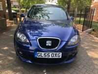 SEAT ALTEA 2.0 DIESEL, FULLY AUTOMATIC, YEAR 2006,VERY LOW MILEAGE, FULL SERVICE HISTORY, LADY OWNER