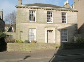 Beautiful, sunny and bright flat with period features and spacious courtyard garden