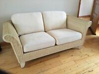 Conservatory/sunroom sofa 2+1 seater