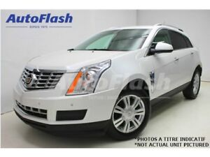 2014 Cadillac SRX Luxury  AWD 3.6L *Toit-Pano-Roof* Extra-Clean!