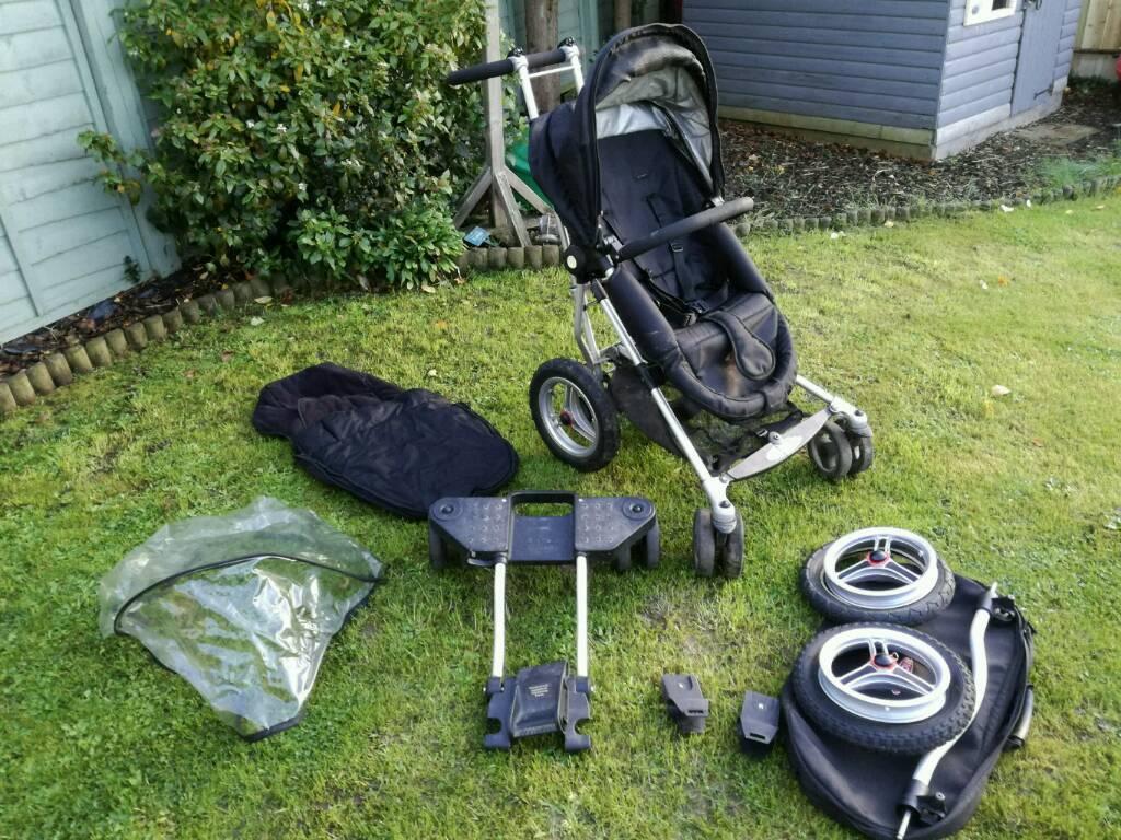 Micralite toro buggy pushchair buggy board