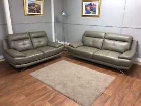 Brand new ex display Harvey's sofas