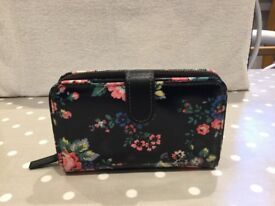 Cath Kidston Floral Wallet / Purse